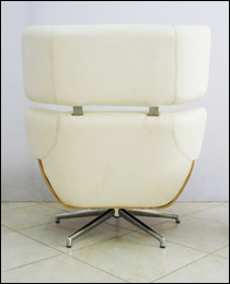 Lounge chair model 216 - back