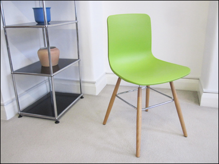 Sophie chair in green