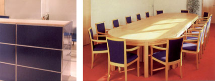storage unit and executive boardroom furniture