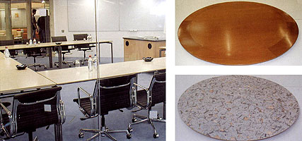 Scott Howard can provide a wide variety of table tops