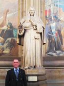 Visit to Parliament October 2014