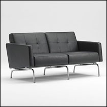 EJ60 two seater sofa
