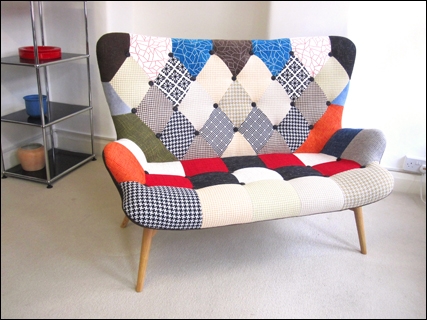 High Butterfly Sofa